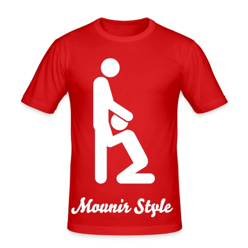 Mounir Style ♥ - slim fit T-shirt