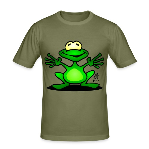 Frog flashy - slim fit T-shirt