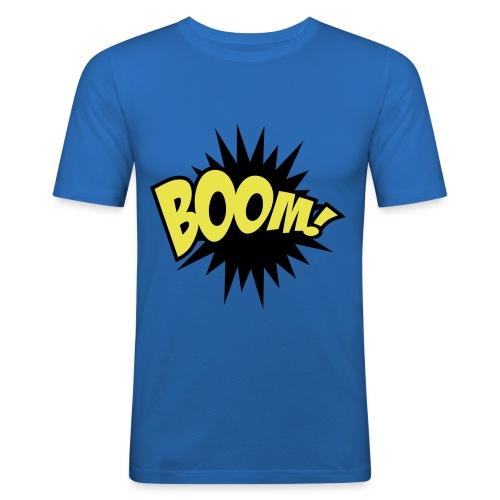 BushiWear BOOM - Camiseta ajustada hombre