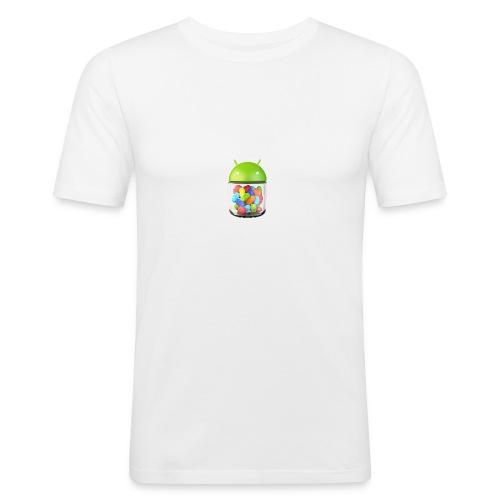 Jellybeandroid - T-shirt près du corps Homme