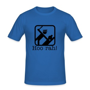 Hoo rah! - Men's Slim Fit T-Shirt