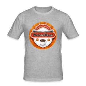 MolenDinar - Men's Slim Fit T-Shirt