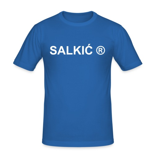 Proud to be Salkic #166 - Men's Slim Fit T-Shirt