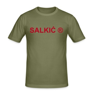 Proud to be Salkic #172 - Men's Slim Fit T-Shirt