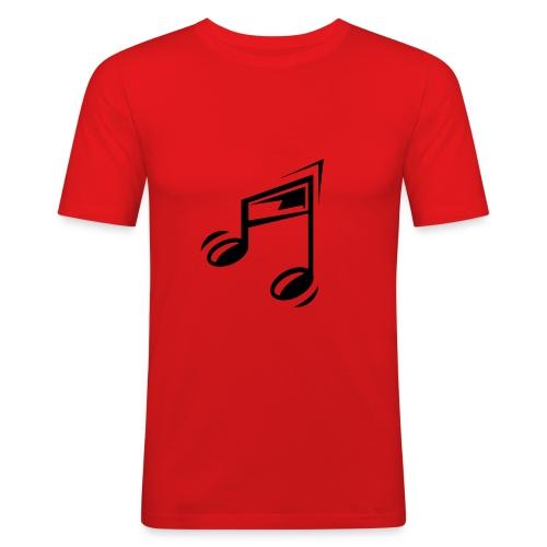 BoY note - Slim Fit T-skjorte for menn