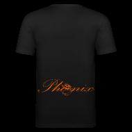 Magliette ~ Maglietta aderente da uomo ~ Phoenix - t-shirt uomo