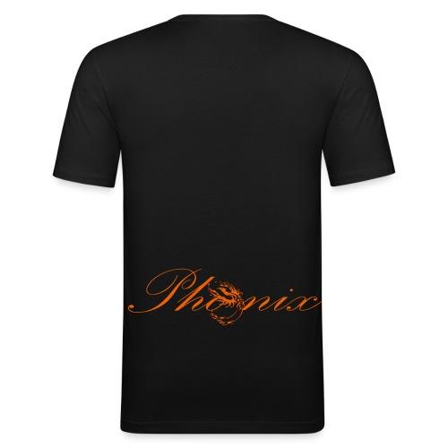 Phoenix - t-shirt uomo - Maglietta aderente da uomo