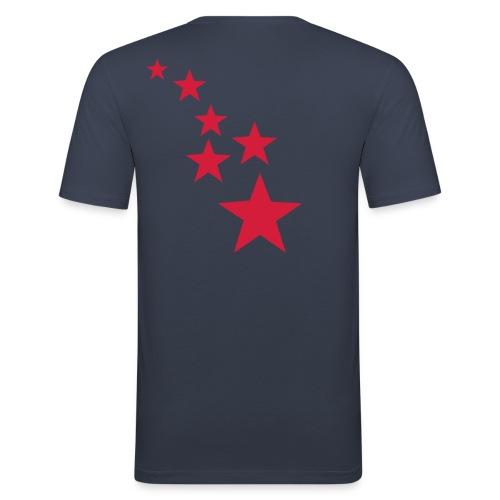 STYLE-TECH - Miesten tyköistuva t-paita