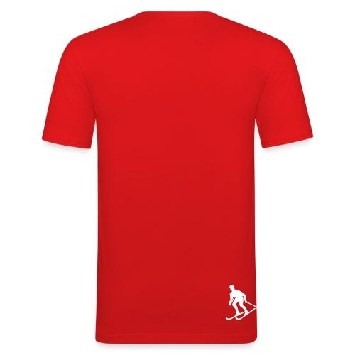 V55 RED SPECIAL +1/-2 - Slim Fit T-skjorte for menn
