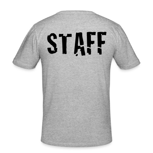 Staff 's t-shirt slim fit man - Maglietta aderente da uomo