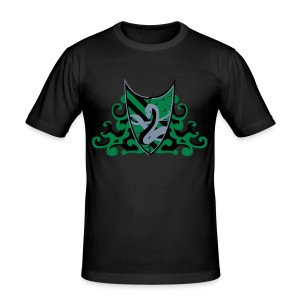 Slytherin Snake Men - Men's Slim Fit T-Shirt