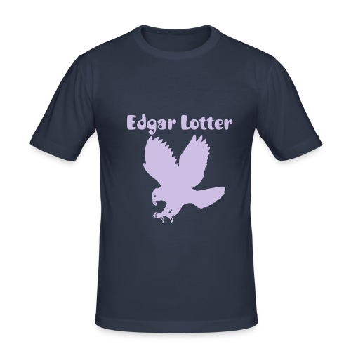 Edgar Lotter - Men's Slim Fit T-Shirt