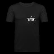 T-Shirts ~ Männer Slim Fit T-Shirt ~ Artikelnummer 21830183