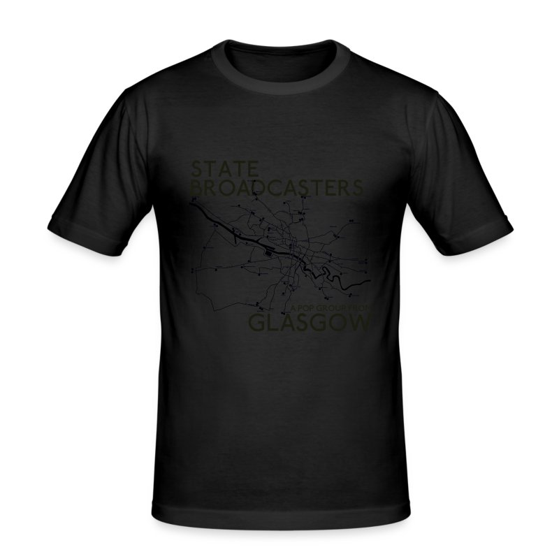Pop Group From Glasgow - Men's Slim Fit T-Shirt