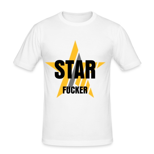 StarFucker Tee - slim fit T-shirt