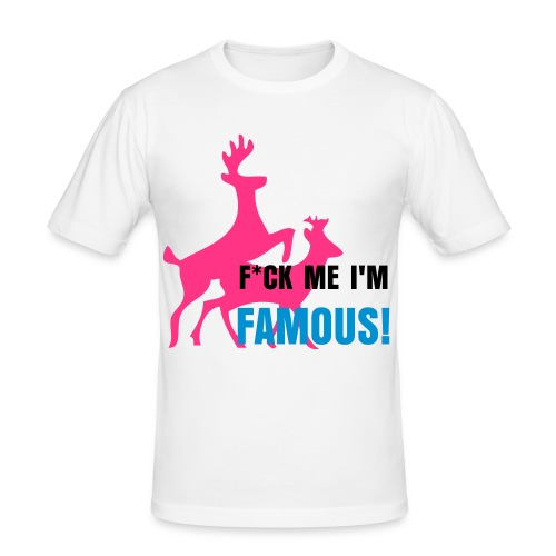 Famous Tee - slim fit T-shirt