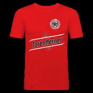 T-Shirts ~ Männer Slim Fit T-Shirt ~ Der TORENTFERNER