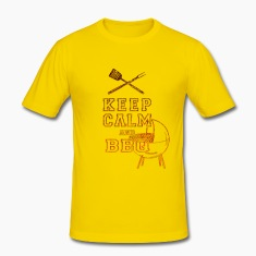 Keep Calm and BBQ T-Shirts