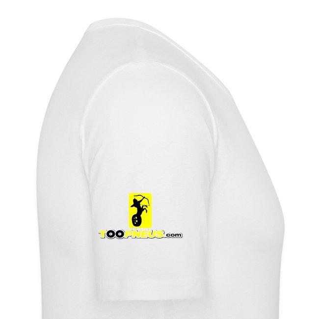Tee-shirt près du corps Homme Toopneus