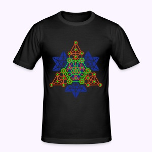 Equilibrium Tree 4 Slim Fit - slim fit T-shirt
