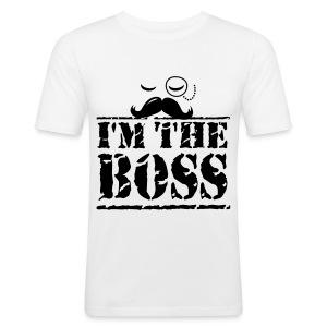 I'm The Boss - Men's Slim Fit T-Shirt