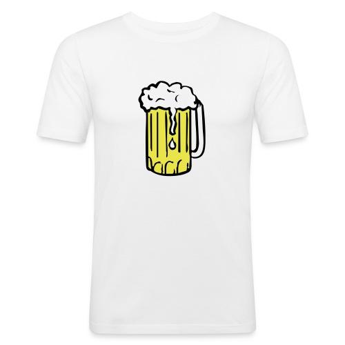 Can't Get Enough - Men's Slim Fit T-Shirt
