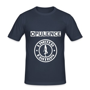Opulence Limited Edition - Men's Slim Fit T-Shirt