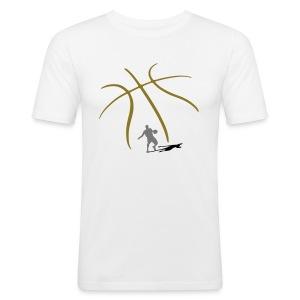 B-Ballah - Slim Fit T-skjorte for menn