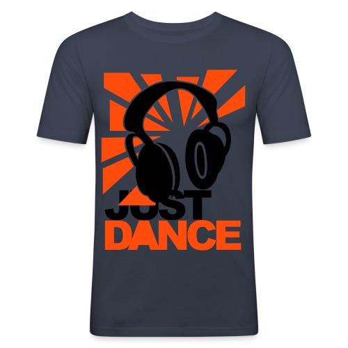 Just Dance. - Men's Slim Fit T-Shirt