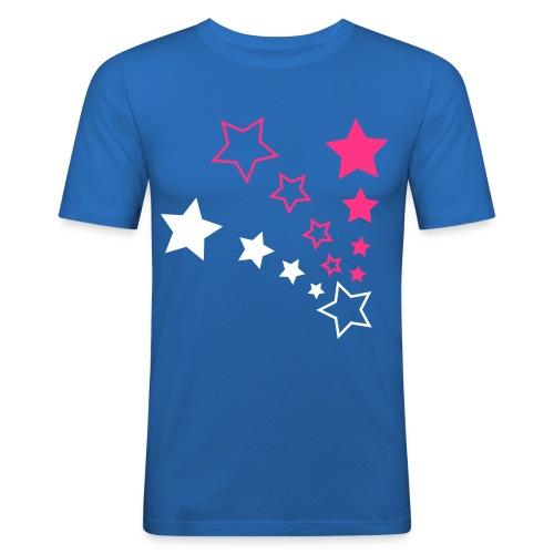 Stars. - Men's Slim Fit T-Shirt