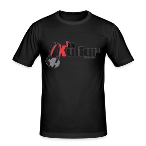 Tanz-Kultur Slim Fit T-Shirt - Männer Slim Fit T-Shirt