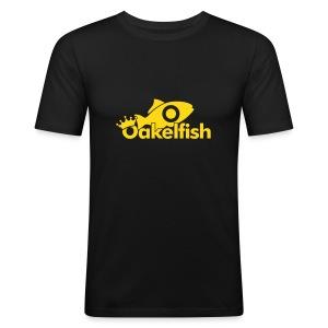 Yellow Fish - Men's Slim Fit T-Shirt