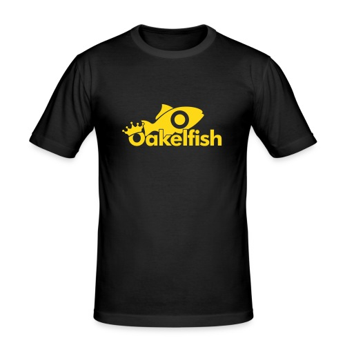 Yellow Fish - Men's Slim Fit T-Shirt