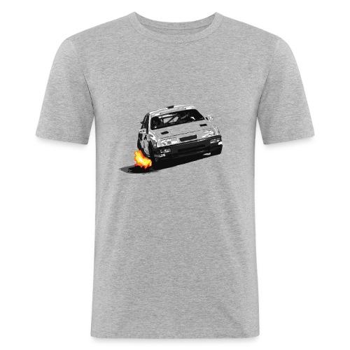 Cossie - Men's Slim Fit T-Shirt