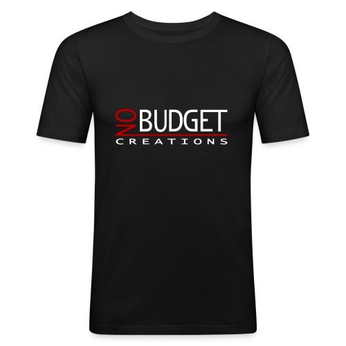 NoBudgetCreation 01 - Maglietta aderente da uomo