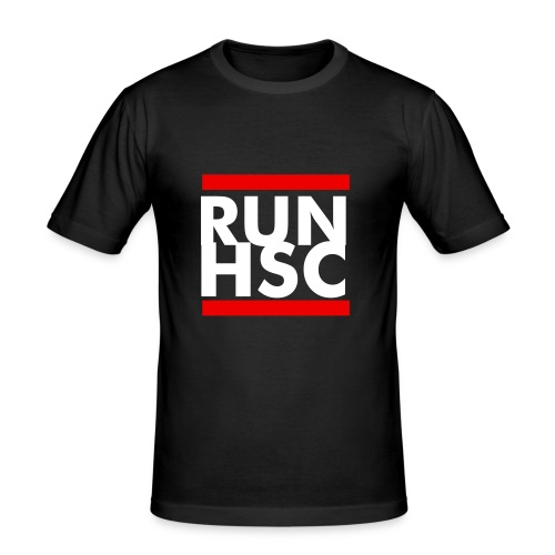 RUN HSC - Buwee - Männer Slim Fit T-Shirt