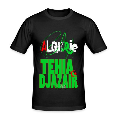TEHIA DJAZAIR - T-shirt près du corps Homme