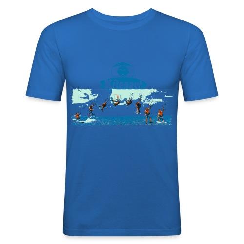 T-shirt figure de trick - T-shirt près du corps Homme
