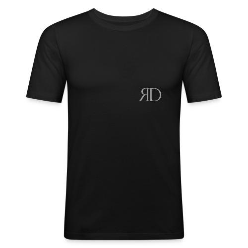 RD Männer körperbetont - Männer Slim Fit T-Shirt