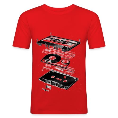 mixtape - T-shirt près du corps Homme