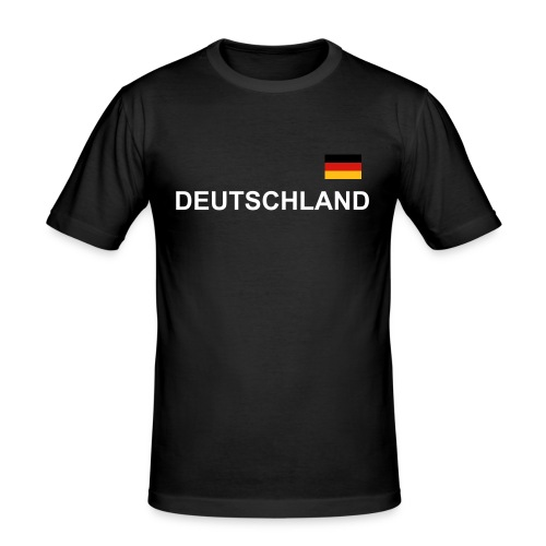 WM SHIRT - Männer Slim Fit T-Shirt