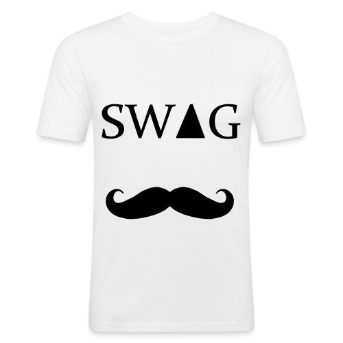 T-shirt près du corps Homme - swag