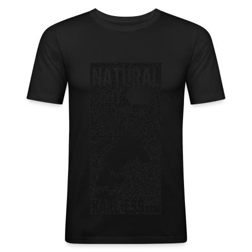 Karl Ess NB 2 - Männer Slim Fit T-Shirt