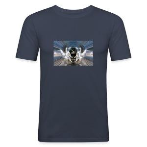 Swan Dream - Men's Slim Fit T-Shirt