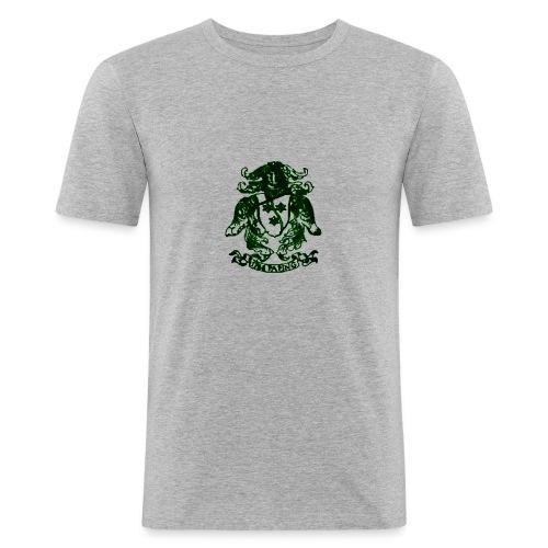 1788 Paping Groen Slim Fit - slim fit T-shirt