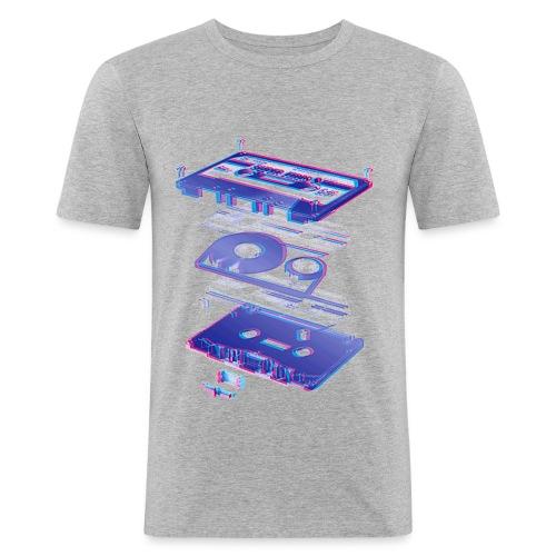 ND TAPE - Camiseta ajustada hombre