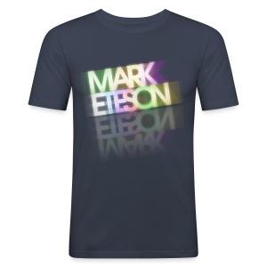 LTD Edition - Neon Logo - Men's Slim Fit T-Shirt