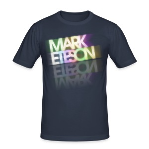 LTD Edition - Neon Logo - Men's Slim Fit T-Shirt