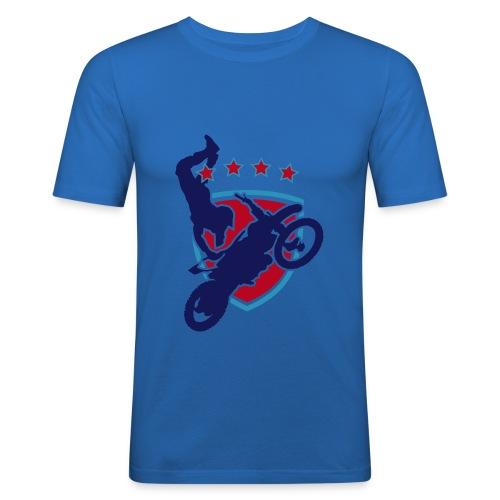 Free Style - Men's Slim Fit T-Shirt
