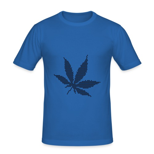 ROCKI - Slim Fit T-skjorte for menn